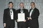In 2005 Bernie was honored by the American Society of Landscape Architects with his election to the Council of Fellows f