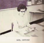 Elizabeth Gifford, English
