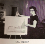 Mrs. Helfert, Art