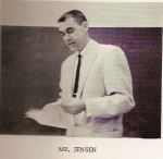 Robert Jensen, History, Boys' Basketball