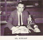 Gresham Roskamp, Science and Jr. High Boys' Basketball