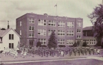 Junior High School in Huxley when we were there