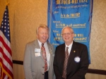 Bill Brueck has been a very active member of Greater Rochester Rotary since February1990.  He served as president for 20