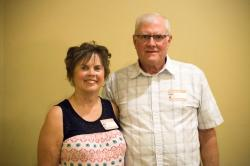 Linda Elder McVicker and Dave McVicker