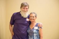 Dixie Kahler Minear and Gary Minear